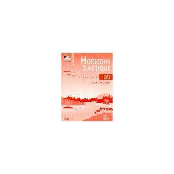 Horizons D Afrique Francais Cp2 Guide Pedagogique Congo