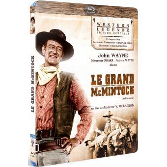 Le grand McLintock Blu-Ray