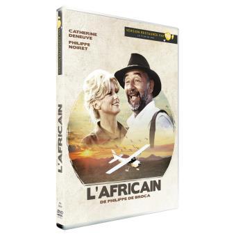 L'Africain DVD