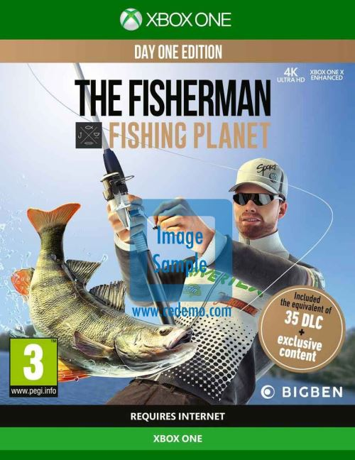 The Fisherman Fishing Planet Edition Day One Xbox One