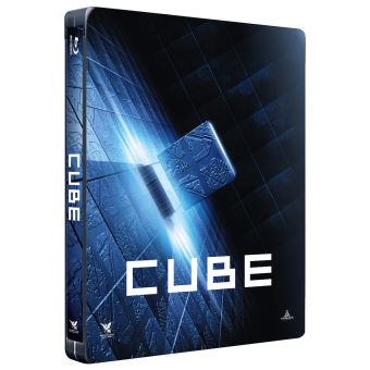 Cube Steelbook Blu-ray