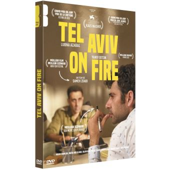 Tel Aviv On Fire DVD
