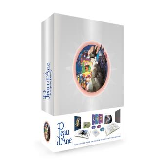 Peau d'Âne Edition limitée Blu-Ray