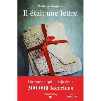la lettre livre Il était une lettre   broché   Kathryn Hughes   Achat Livre ou  la lettre livre