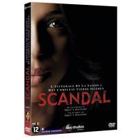 Scandal Saison 4 DVD