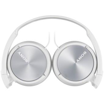 sony mdr zx310 ap white casque filaire achat prix fnac. Black Bedroom Furniture Sets. Home Design Ideas