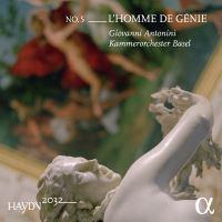 Haydn 2032 Volume 5 L'Homme de Génie