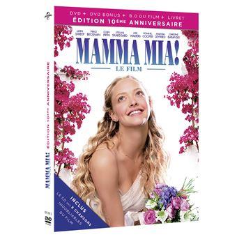 Mamma Mia !Mamma Mia ! Edition Collector DVD