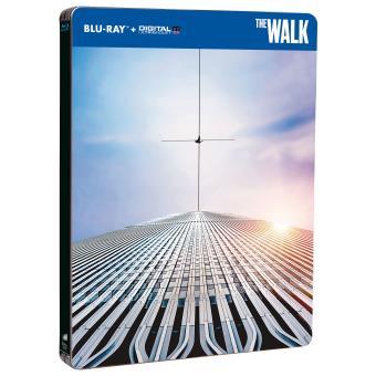 The walk Steelbook Blu-ray