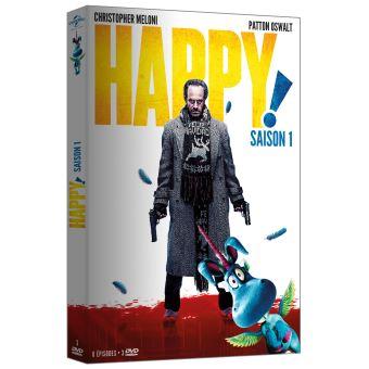 Happy!Happy! Saison 1 DVD