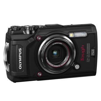 Olympus TG-5 Compact Camera Body Black