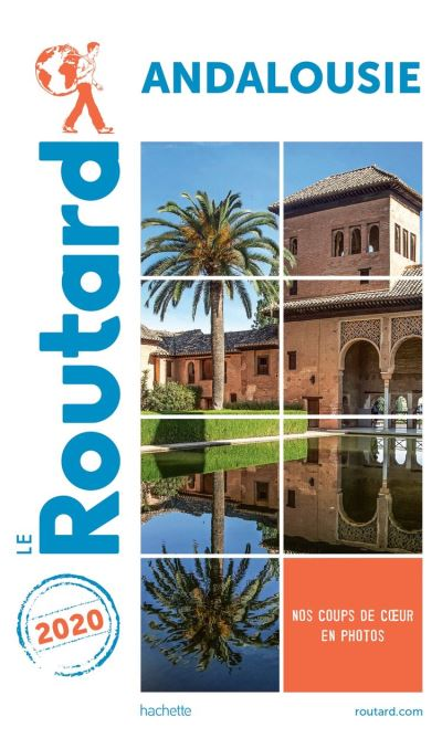 Guide du Routard Andalousie 2020 - 9782017868859 - 9,99 €