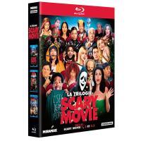Scary Movie Trilogy Bluray Box