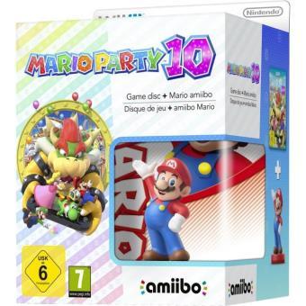 Mario Party 10 + amiibo