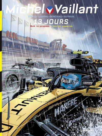 Michel Vaillant - Nouvelle Saison - tome 8 - 13 jours - 9791034745937 - 9,99 €