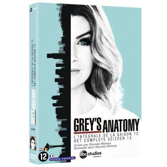 Grey's AnatomyGREY S ANATOMY 13-FR
