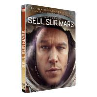 Seul sur Mars Steelbook Edition limitée Blu-ray 3D
