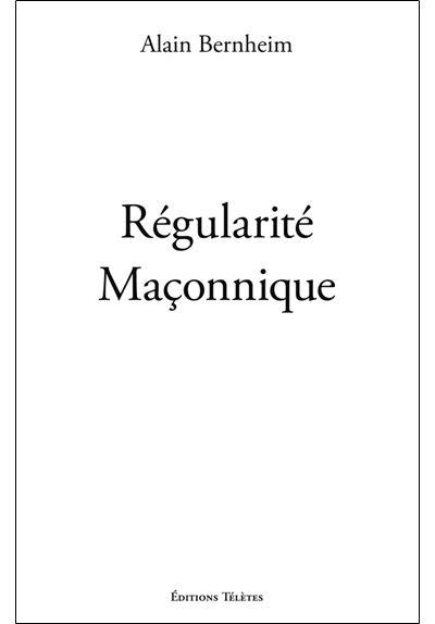 Régularité Maçonnique