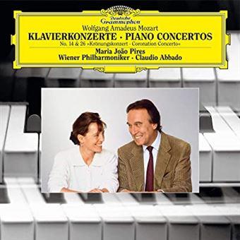 Mozart: Piano Concertos Nos. 14 & 26 - LP 12''