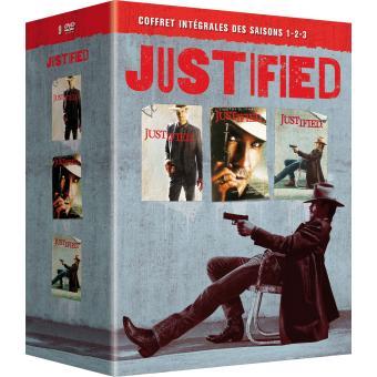 JustifiedJustified - Coffret intégral des Saisons 1 à 3 - DVD