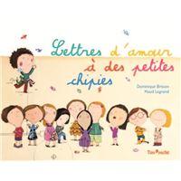 Lettres d'amour a des petites chipies