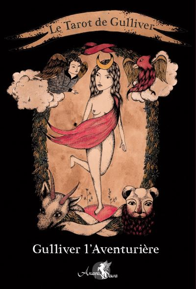 Tarot de Gulliver. Coffret livre