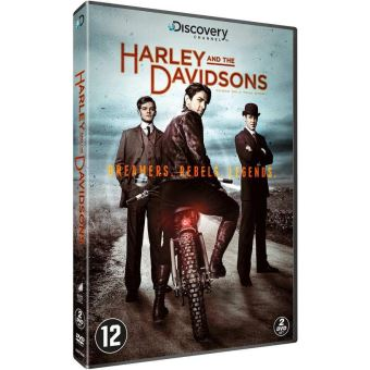 Harley & The Davidsons - Seizoen 1 | 2 DVD