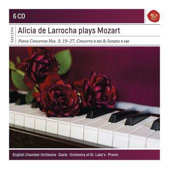 Larrocha Plays Mozart