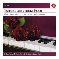 Larrocha Plays Mozart