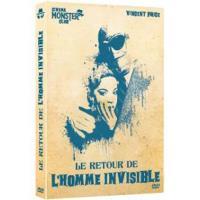 Le retour de l'homme invisible DVD