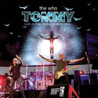 Tommy Live at The Royal Albert Hall 2017 Digipack