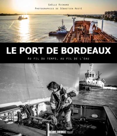 Le port de bordeaux