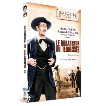 Le bagarreur du Tennessee DVD