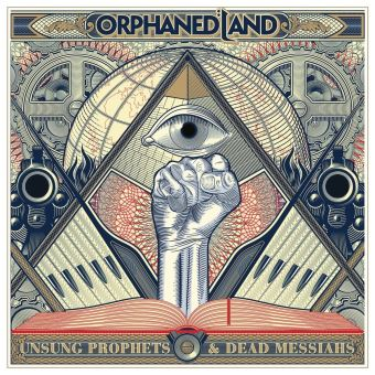 Unsung Prophets and Dead Messiahs Double Vinyle 180 gr Gatefold Inclus CD et un livret de 4 pages