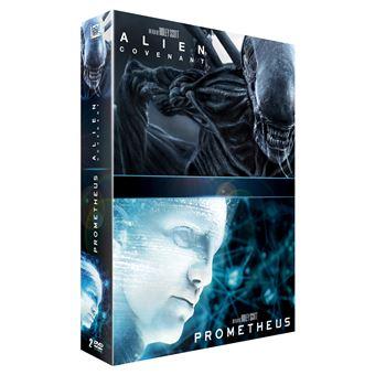 AlienAlien : Covenant, Prometheus DVD