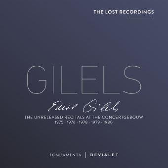 UNRELEASED RECITALS/5CD
