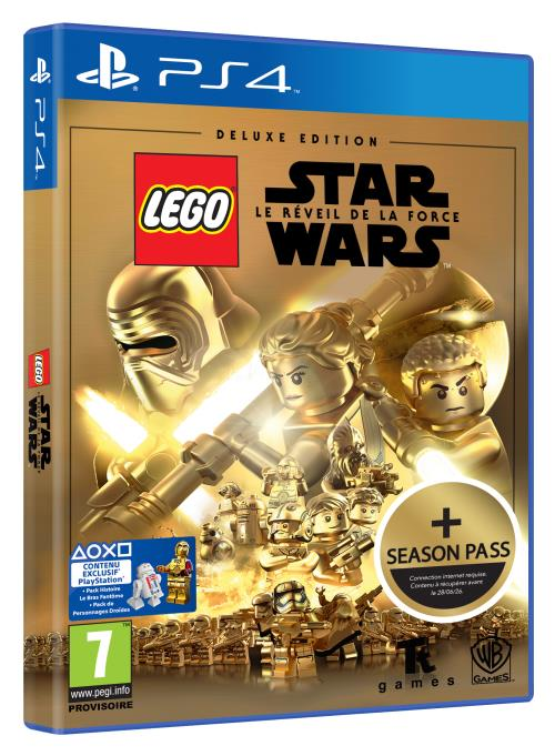 LEGO STAR WARS: Le Réveil de la Force - Deluxe Edition PS4