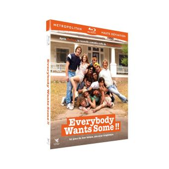 Everybody Wants Some !! Blu-ray