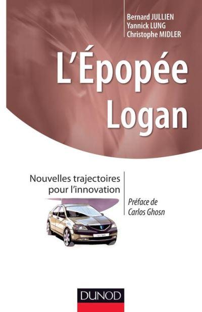 L'épopée LOGAN - 9782100588909 - 18,99 €