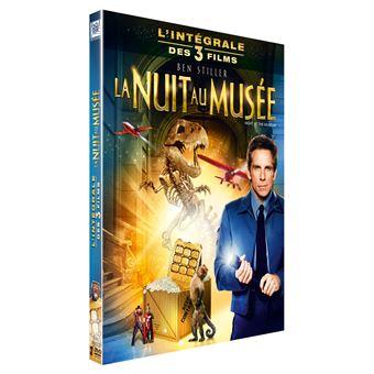 La nuit au muséeCoffret La nuit au musée DVD