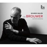 Brouwer Guitar Sonatas - 2 CDs