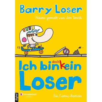 Ich bin doch (k)ein Loser - ebook (ePub) - Barry Loser