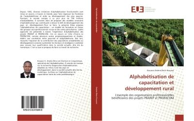 Alphabétisation de capacitation et développement rural