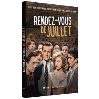 Rendez-vous de juillet DVD