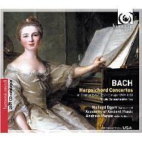 Concertos pour clavecin BWV 1044 1052 et 1053 - CD-catalogue