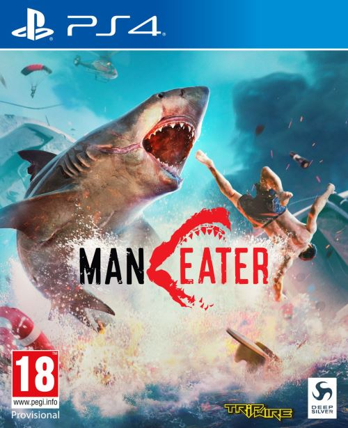 Maneater Day One Edition PlayStation 4