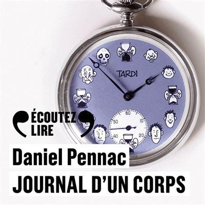 Journal d'un corps - 9782072469794 - 16,99 €