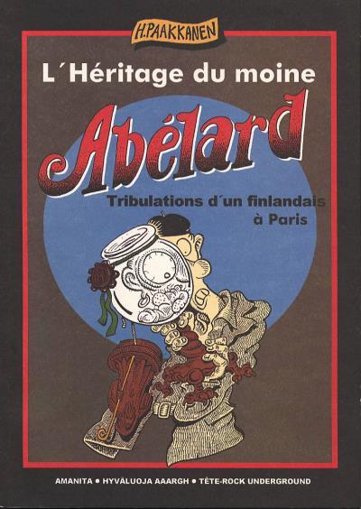 L'héritage du moine Abelard, tribulations d'un finlandais à Paris