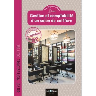 Gestion et comptabilité d\'un salon de coiffure - broché - Didier ...
