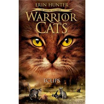 Warrior Cats - De macht van drieEclips